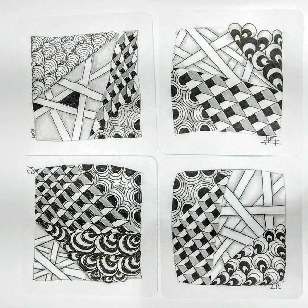 Zentangle Drawing Beginners Course